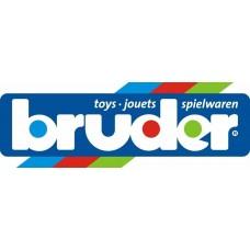 Bruder Τρακτέρ Claas με φορτωτή & καρότσα