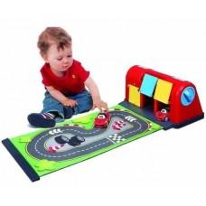Γκαράζ με αυτοκινητάκι Junior Ferrari Roll Away Raceway Bburago 88806