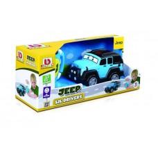 Lil Driver Jeep Wrangler Bburago 82301