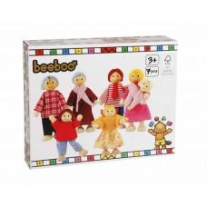 Οικογένεια για Κουκλόσπιτο Beeboo 46013727