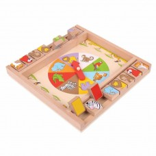 Animal Shut the Box Bigjigs BJ698
