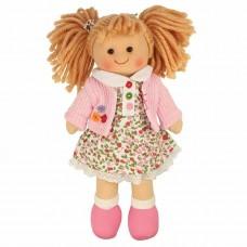 Πάνινη κούκλα Poppy Bigjigs  BJD005