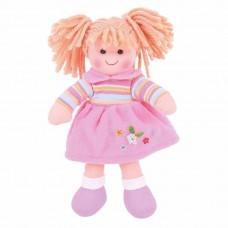 BigJigs Πάνινη κούκλα Jenny BJD027