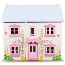Ξύλινο Κουκλόσπιτο Rose Cottage JT101 BigJigs