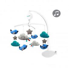 Μουσικό Μόμπιλε Αεροπλανάκια Babyono BN627
