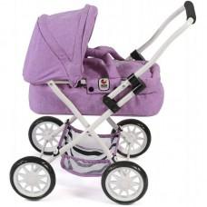 Καρότσι Κούκλας Smarty Purple Bayer Chic 2000 55535