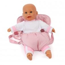 Μάρσιπος κούκλας Ροζ  Bayer Chic 2000 78215