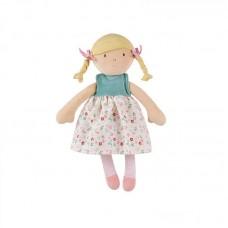 Κούκλα Πάνινη Abby 32cm Bonikka 7504