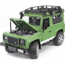 Τετρακίνητο Land Rover Κλειστό Bruder 02590