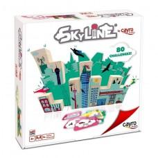 Ατομικό Επιτραπέζιο Παιχνίδι Skyline Cayro 7071