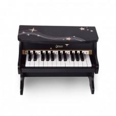 Ξύλινο Μαύρο Πιάνο Classic World CL40537