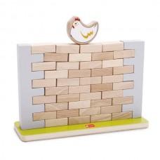 Ξύλινο Παιχνίδι Ισορροπίας Wall Game Classic World CL3516