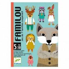 Επιτραπέζιο με Κάρτες Familou Djeco 05103
