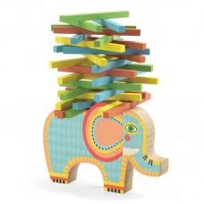 Επιτραπέζιο Παιχνίδι Ισορροπίας Ελεφαντάκι Djeco 05230