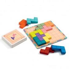 Επιτραπέζιο Παιχνίδι Polyssimo Djeco 08451