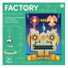 Κατασκευή Factory Ρομπότ Djeco 09313