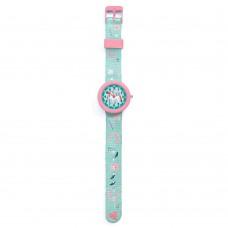 Παιδικό Ρολόι Χειρός Αλογάκι Djeco 00420