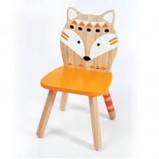 Ξύλινη Παιδική Καρέκλα Αλεπού Svoora 22004