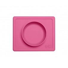 Δίσκος και μπολ σε ένα Mini bowl Pink Ezpz MB-P7424U