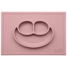 Δίσκος και πιάτο σε ένα Happy mat Blush Ezpz HM-B7612U