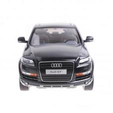 Τηλεκατευθυνόμενο Audi Q7 Black 1:14 RTR Rastar 27400