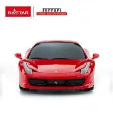 Τηλεκατευθυνόμενη Ferrari 458 Italia 1:18 Rastar 53400