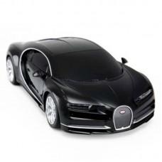 Τηλεκατευθυνόμενο Bugatti Chiron 1:24 Black Rastar 76100