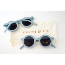 Παιδικά Οικολογικά Γυαλιά Ηλίου Light Blue Grech & Co SUN08