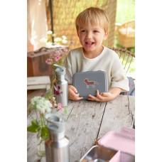 Ανοξείδωτο Παιδικό Δοχείο Φαγητού Safari Tiger Lässig 1210029261
