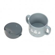 Εκπαιδευτικό Ποτηράκι Sippy Cup Tiny Farmer Sheep Lässig 1310066841