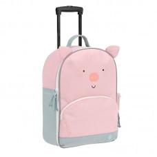 Παιδική Βαλίτσα Γουρουνάκι Trolley Piglet Bo Lässig 1204005796