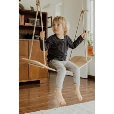 Ξύλινη Κούνια και Σανίδα Ισορροπίας 2σε1 Leg&go SB01