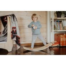 Ξύλινη Σανίδα Ισορροπίας Small Leg&go BBSC01