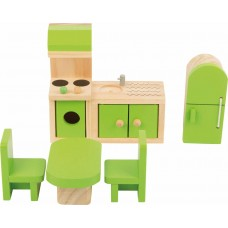 Σετ κουζίνας κούκλας Legler 10873