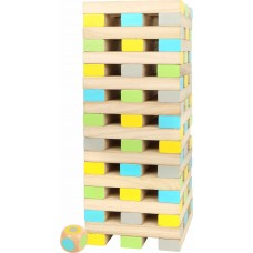 XXL Ξύλινος Πύργος Ισορροπίας Legler 12027