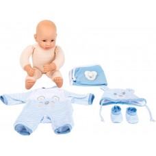 Κούκλα Μωρό Lucas Legler 11238