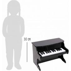 Ξύλινο Μαύρο Πιάνο Legler 2098