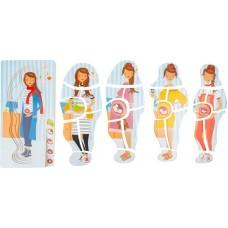 Ξύλινο Παζλ Εγκυμοσύνη Legler 11541