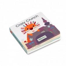 Μουσικό Βιβλίο Crazy Crunch Lilliputiens 83188