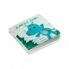 Μουσικό Βιβλίο Ζούγκλα Lilliputiens 83153