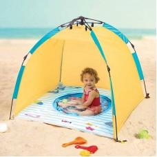 Παιδική Τέντα Παραλίας με Πισίνα Anti-UV 50 Ludi 90015