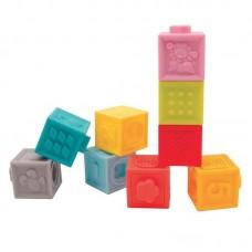 Πλαστικοί Κύβοι Ludi 30043