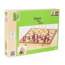 Natural Games Σκάκι Ξύλινο σε κασετίνα 40x40εκ. 61203818