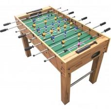Ξύλινο Επιδαπέδιο Ποδοσφαιράκι 122x61x79cm Natural Games 61704329