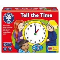 Επιτραπέζιο Tell the Time Game Orchard Toys 015