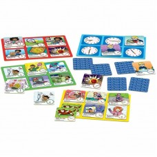 Επιτραπέζιο Tell the Time Game Orchard Toys 015