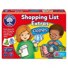 Shopping List Extras - Clothes Orchard 091