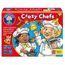 Οι Τρελοί Σεφ Crazy Chefs Orchard 017