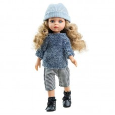 Κούκλα Carla 32cm Paola Reina 04456