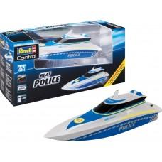 Τηλεκατευθυνόμενο Σκάφος Waterpolice Revell 24138